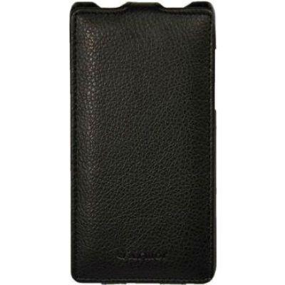 Чехол Armor-X для HTC Desire 400 dual flip full черный