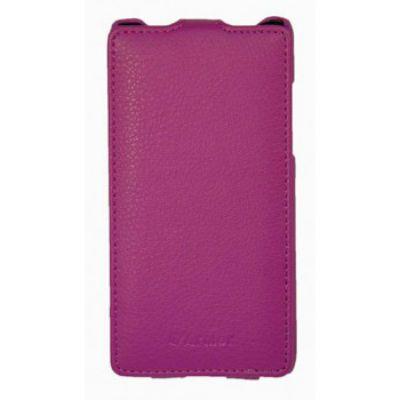 Чехол Armor-X для HTC Desire 600/600 dual flip full пурпурный