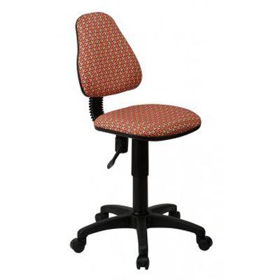 Офисное кресло Бюрократ детское бабочки KD-4/56-65