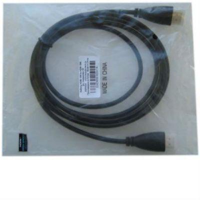 Кабель Espada HDMI 19M to HDMI 19M, 2м, v1.4, поддержка 3D, EHDMIM-M2m14v