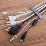 Espada Клипса для 6-х кабелей (в комплекте 3шт) EK63