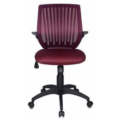 Офисное кресло Бюрократ CH-497/DC Bordo