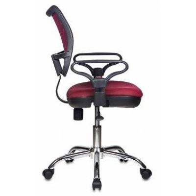 Офисное кресло Бюрократ TW-13N Bordo