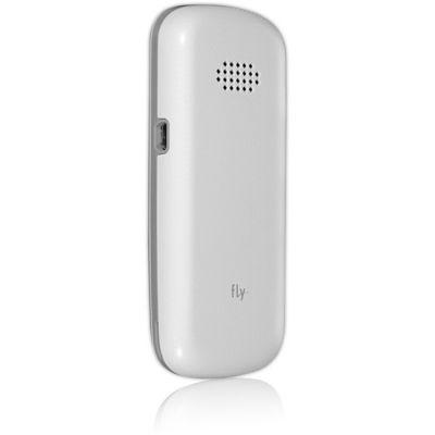 Телефон Fly DS103D White