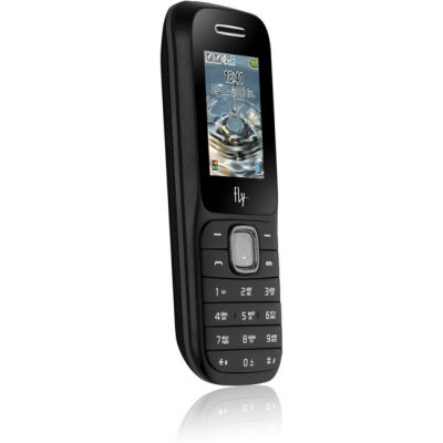 Телефон Fly DS106D Black