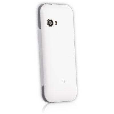 Телефон Fly DS107D White