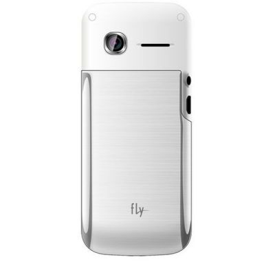 Телефон Fly DS125 White