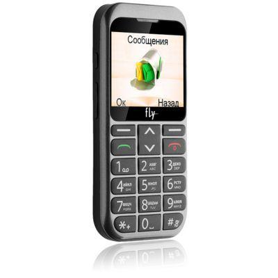 Телефон Fly Ezzy 4 Grey