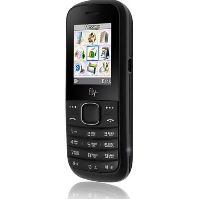 Телефон Fly TS91 Black