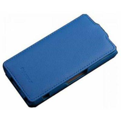 Чехол Armor-X для HTC Desire 601 flip full синий