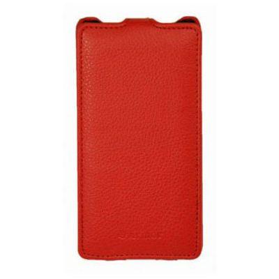 Чехол Armor-X для HTC Desire 610 flip full красный