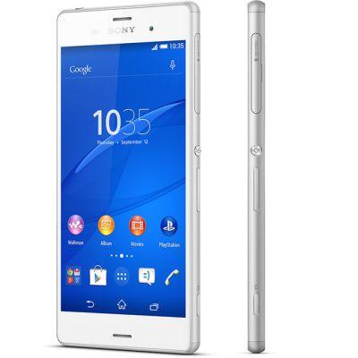 Смартфон Sony Xperia Z3 Dual D6633White 1288-9790