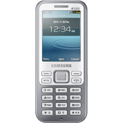 ������� Samsung GT-C3322 White GT-C3322ZWISER
