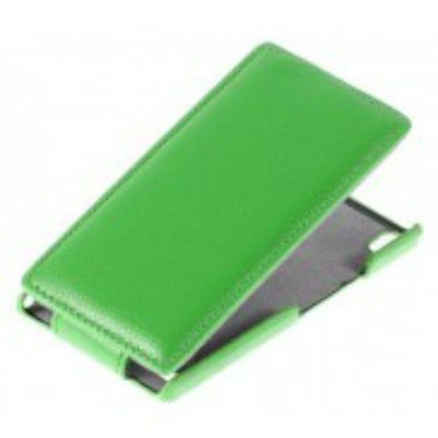 Чехол Armor-X для HTC Desire 700 flip full зеленый