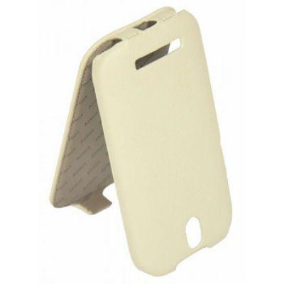 Чехол Armor-X для HTC Desire SV flip full белый