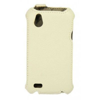 Чехол Armor-X для HTC Desire V/X flip белый