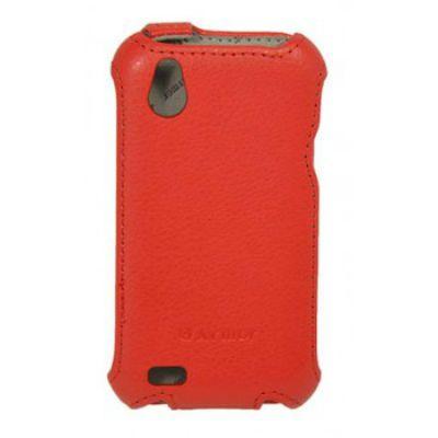 Чехол Armor-X для HTC Desire V/X flip красный