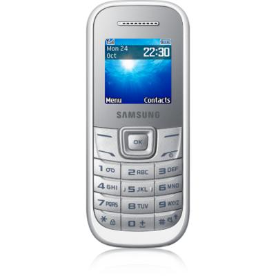 ������� Samsung GT-E1200 White GT-E1200ZWRSER