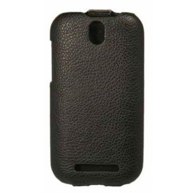 Чехол Armor-X для HTC Desire V/X flip черный