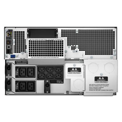 ИБП APC Smart-UPS SRT On-Line 8000VA RM 230V SRT8KRMXLI