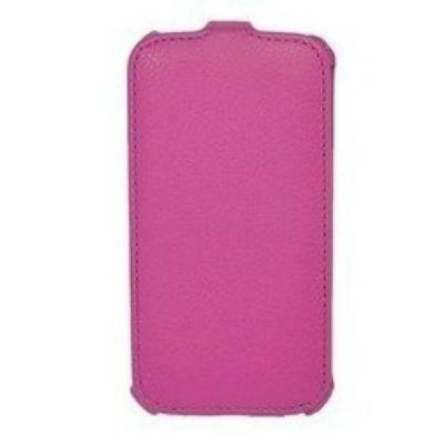 Чехол Armor-X для HTC One (M8) flip full пурпурный