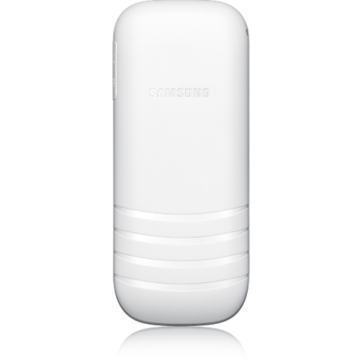 Телефон Samsung GT-E1202 White GT-E1202ZWISER