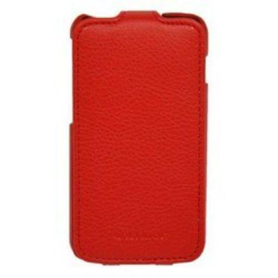 Чехол Armor-X для HTC One mini 2 flip full красный