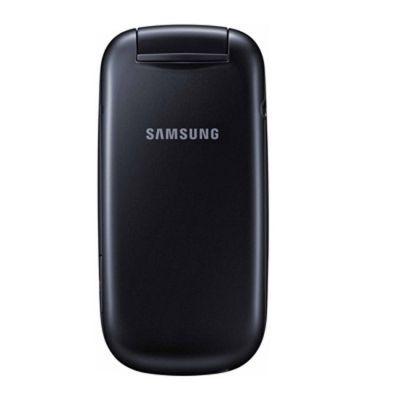 Телефон Samsung GT-E1272 Noble Black GT-E1272LKASER
