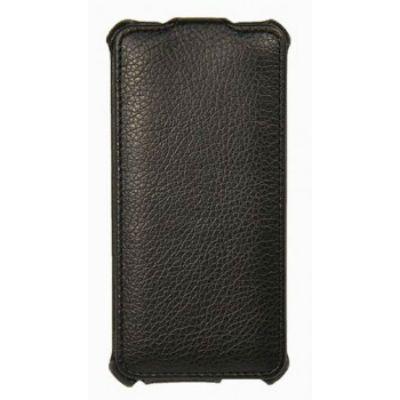 Чехол Armor-X для HTC One mini flip черный