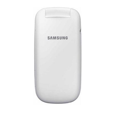 Телефон Samsung GT-E1272 White GT-E1272RWASER