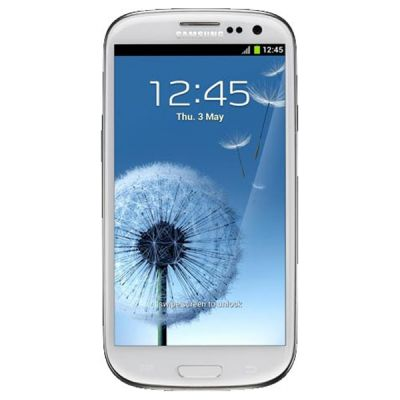 Смартфон Samsung Galaxy S III GT-I9301 16Gb White GT-I9301RWISER