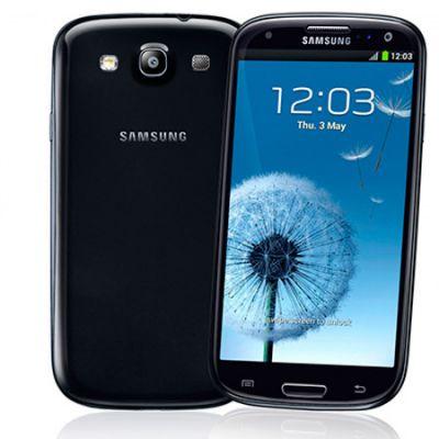 Смартфон Samsung Galaxy S III GT-I9301 16Gb Black GT-I9301OKISER