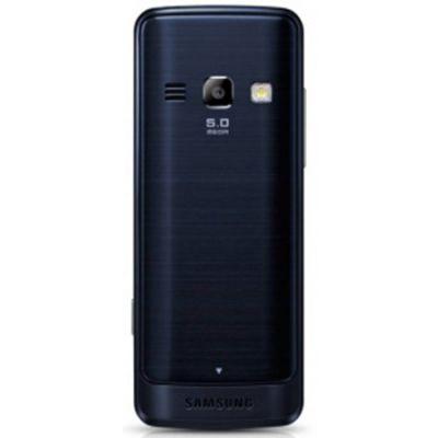 Телефон Samsung GT-S5611 Black GT-S5611ZKASER
