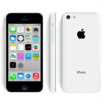 Смартфон Apple iPhone 5c 8GB White MG8X2RU/A