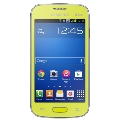 �������� Samsung Galaxy Star Plus GT-S7262 Lime Green GT-S7262EGASER