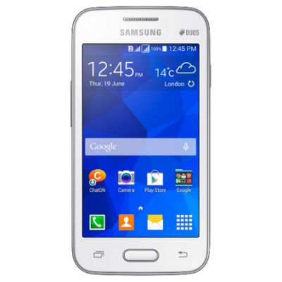 Смартфон Samsung Galaxy Ace 4 Lite Duos SM-G313H Ceramic White SM-G313HRWDSER