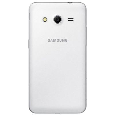 Смартфон Samsung Galaxy Core 2 SM-G355H White SM-G355HZWDSER