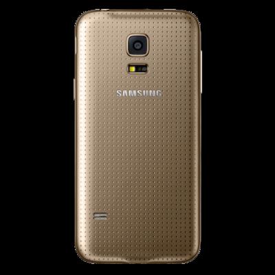 Смартфон Samsung GALAXY S5 mini SM-G800F Gold SM-G800FZDASER