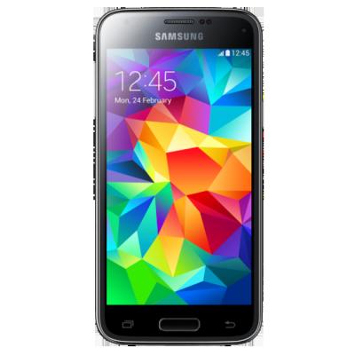 Смартфон Samsung GALAXY S5 mini SM-G800F Black SM-G800FZKASER