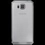 Смартфон Samsung GALAXY ALPHA Silver SM-G850FHSESER
