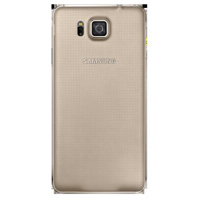 Смартфон Samsung GALAXY ALPHA Gold SM-G850FZDESER