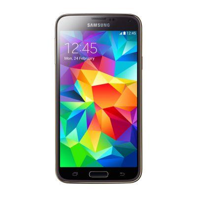 Смартфон Samsung Galaxy S5 SM-G900F 16Gb Gold SM-G900FZDASER