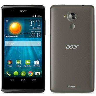 Смартфон Acer Liquid Z500 Dual SIM Black HM.HHJEU.001