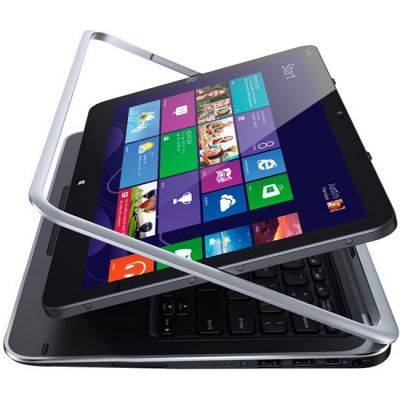 Ультрабук Dell XPS Duo 12 Black 9Q33-1772