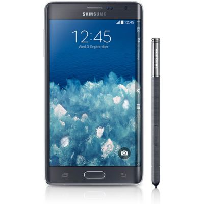 �������� Samsung SM-N915F GALAXY Note Edge black SM-N915FZKESER