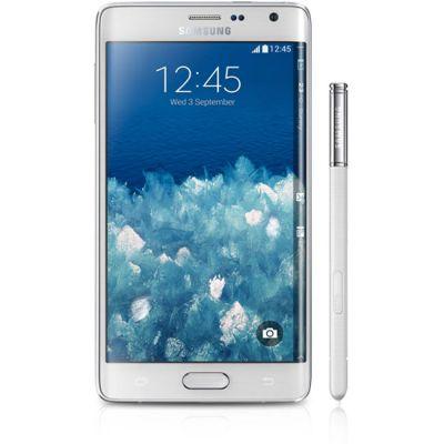 Смартфон Samsung SM-N915F GALAXY Note Edge white SM-N915FZWESER