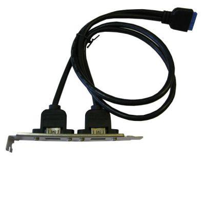 Espada Планка в корпус USB3.0 - 2 порта EBRCT-2PrtUSB3