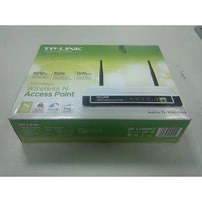 Точка доступа TP-Link #TL-WA801ND 300Mbps lan (Уценка)