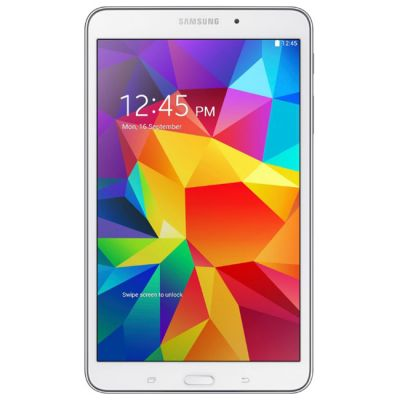 Планшет Samsung SM-T330 Galaxy Tab 4 8.0 Wi-Fi 16Gb (White) SM-T330NZWASER