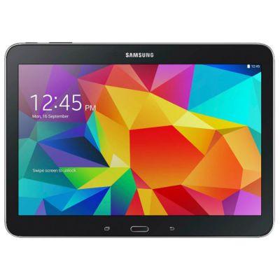 Планшет Samsung SM-T530 Galaxy Tab 4 10.1 Wi-Fi 16Gb (Black) SM-T530NYKASER
